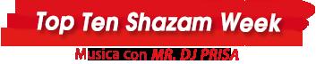 Top Ten Shazam Week
