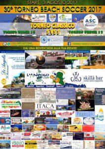 30a Edizione Torneo Beach Soccer a Scilla