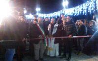 Inaugurazione Piazza San Rocco Scilla