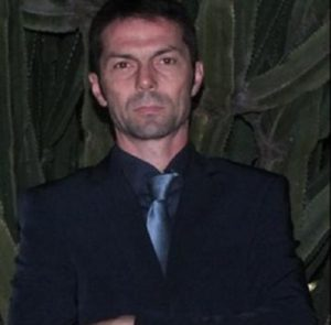 Il sindaco di Roghudi, Piepaolo Zavettieri