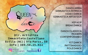 Queen of Dance Scilla