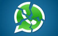 #WhatsAppDown || E Così WhatsApp non funziona piu'