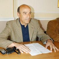 L'ex sindaco Rocco Bueti