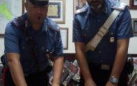 Scilla, arresto per detenzione di sostanze stupefacenti