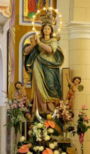 Sarà a Chianalea e Marina Grande la processione con la venerata effigie di Maria Ss. Immacolata di quest'anno.