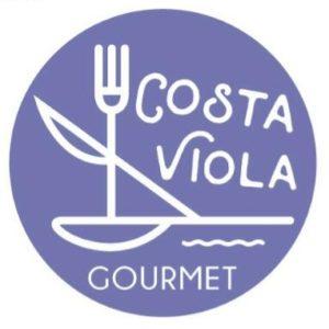 Il logo dell'Associazione Costa Viola Gourmet