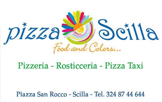Pizza Scilla