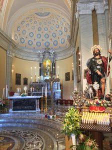 Chiesa San Rocco, 16 agosto 2018.