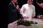 Pasta World Championship, Ai fornelli lo chef bagnarese Stellario Minutolo