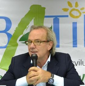 Antonio Alvaro, presidente GAL BaTiR