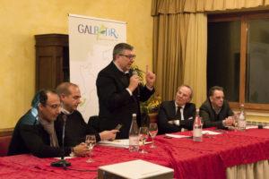 Il direttore generale del Dipartimento Agricoltura della Regione Calabria nel suo intervento conclusivo