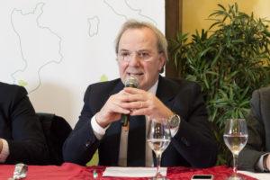Il presidente del Flag dello Stretto, Antonio Alvaro