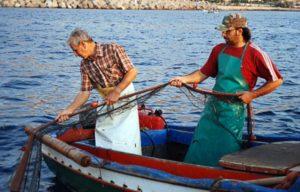 pesca calabria