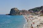 Spiaggia di Scilla, Aggressione con Ferito