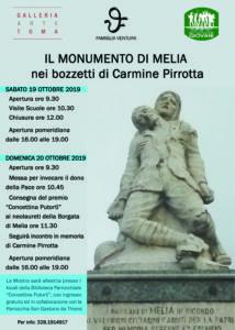 Il monumento di Melia