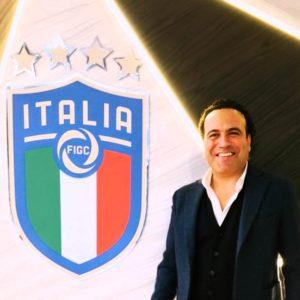 Giuseppe Mattace Raso a Coverciano
