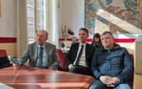 SALVIAMO FAVAZZINA Il neo-Comitato ricevuto in Città metropolitana