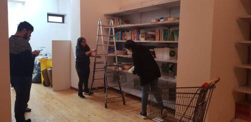 Siamo i Volontari della Biblioteca di Scilla